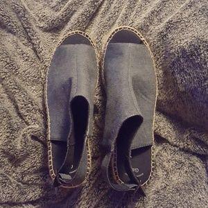 Gap denim sandals